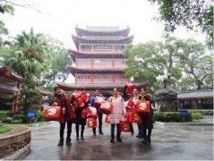 中国传统节庆(元旦节庆)第一特产香飘八桂大地