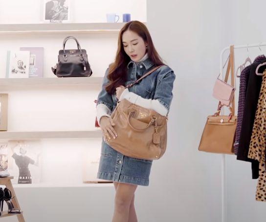 <b>Jessica珍藏爱用时尚单品公开!零出错穿搭的关键是...?</b>