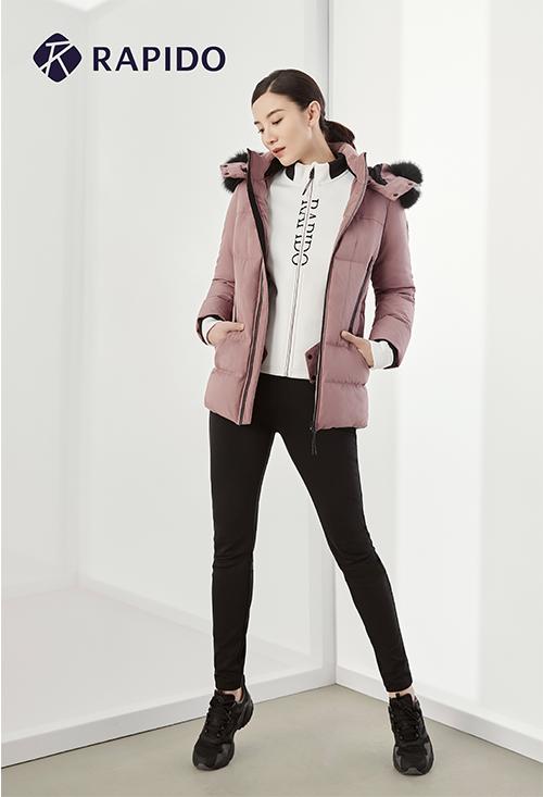RAPIDO羽绒世界,暖冬模式为你开启