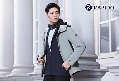 RAPIDO全新睿系列|解码精英时尚主义