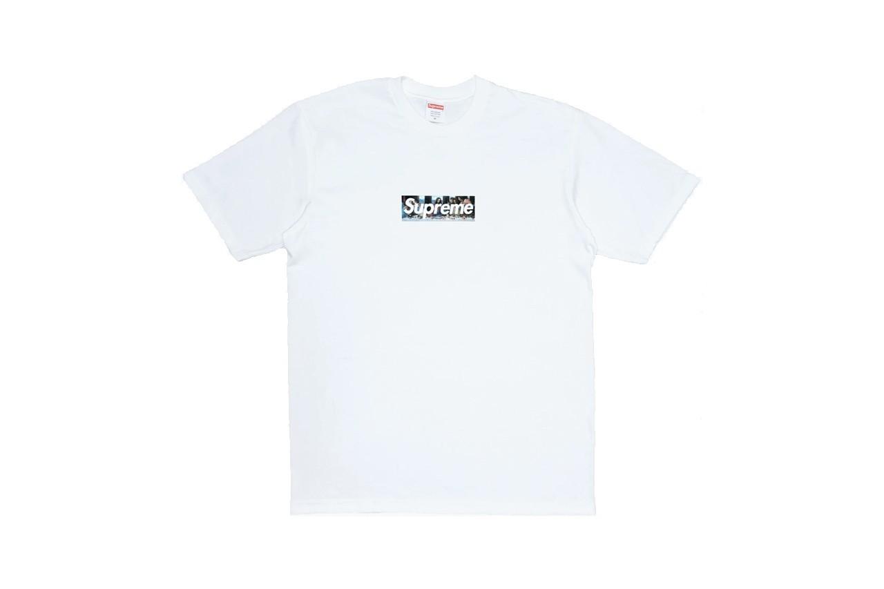 Supreme 米兰限定「最后的晚餐 Last Supper」Box Logo Tee即将发售