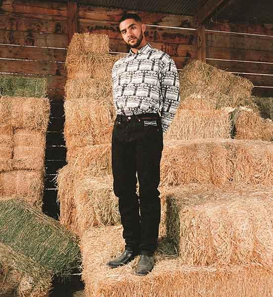 Levi's 携手 VERDY 打造「501 Day」限定联乘丹宁裤款