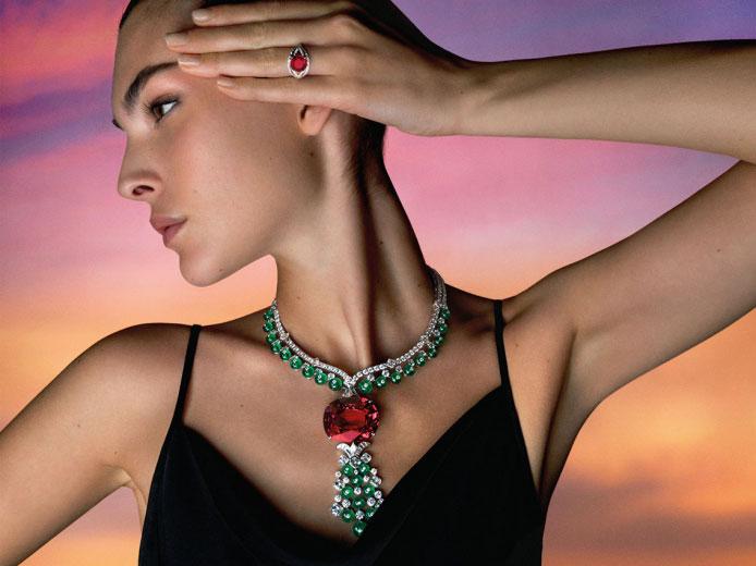 <b>BVLGARI宝格丽Magnifica绮珍意宝高级珠宝系列 灵感缪斯 璀璨盛放</b>