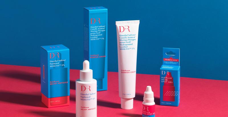 丽得姿旗下药妆品牌DR妲润入驻小红书和国际天猫